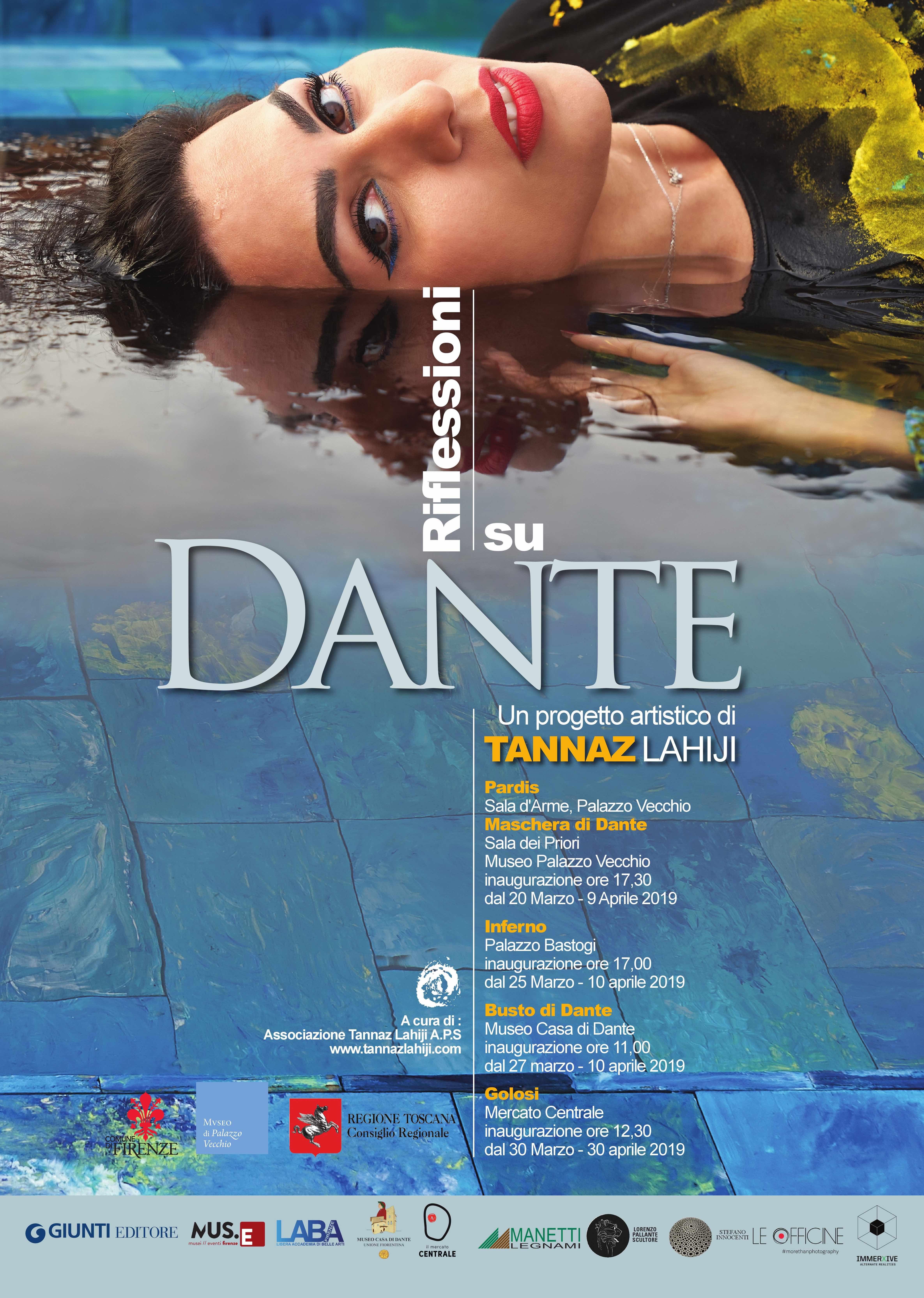 Inaugurazione Riflessioni su Dante